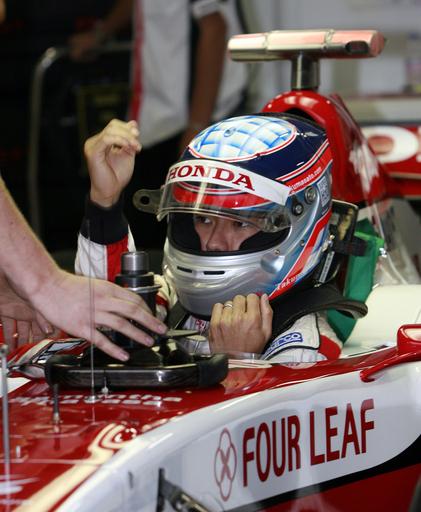 佐藤琢磨 日本GP・予選で21番グリッド獲得