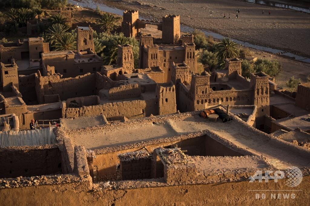 「ゲーム・オブ・スローンズ」の聖地に注目を…モロッコの砂漠の要塞