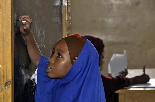 100万人の子どもを学校へ、ソマリアでキャンペーン開始