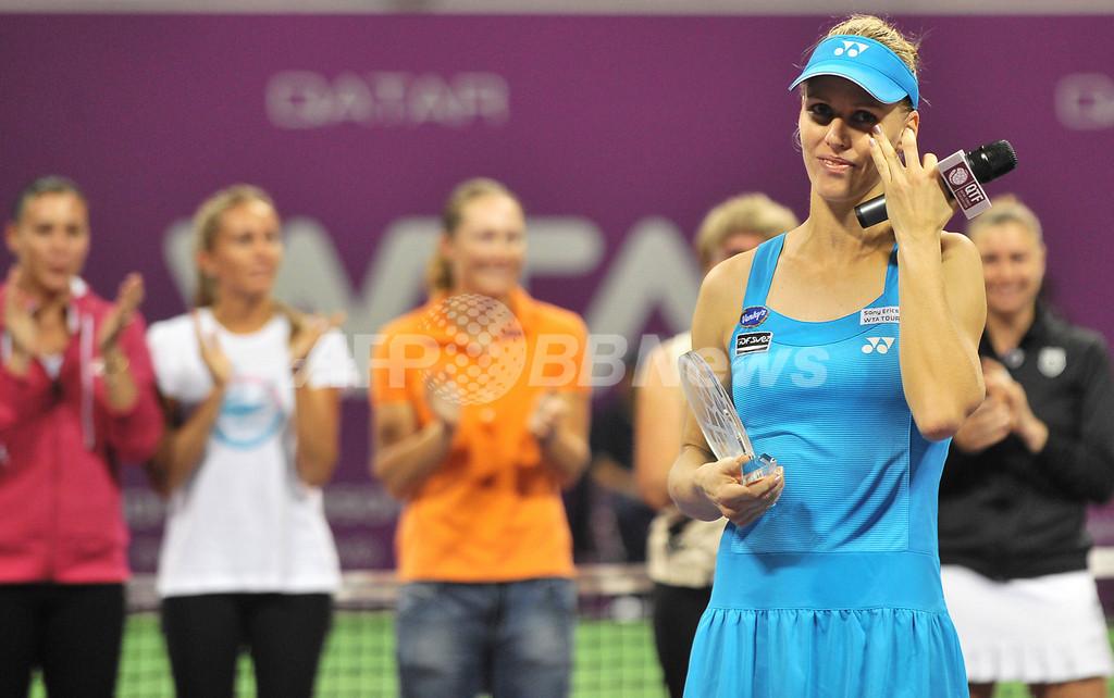 北京五輪金メダルのデメンティエワが引退