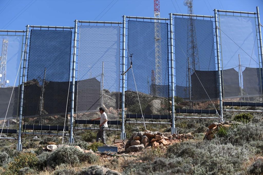 霧を集めて水を作る、モロッコ山岳地帯の試み