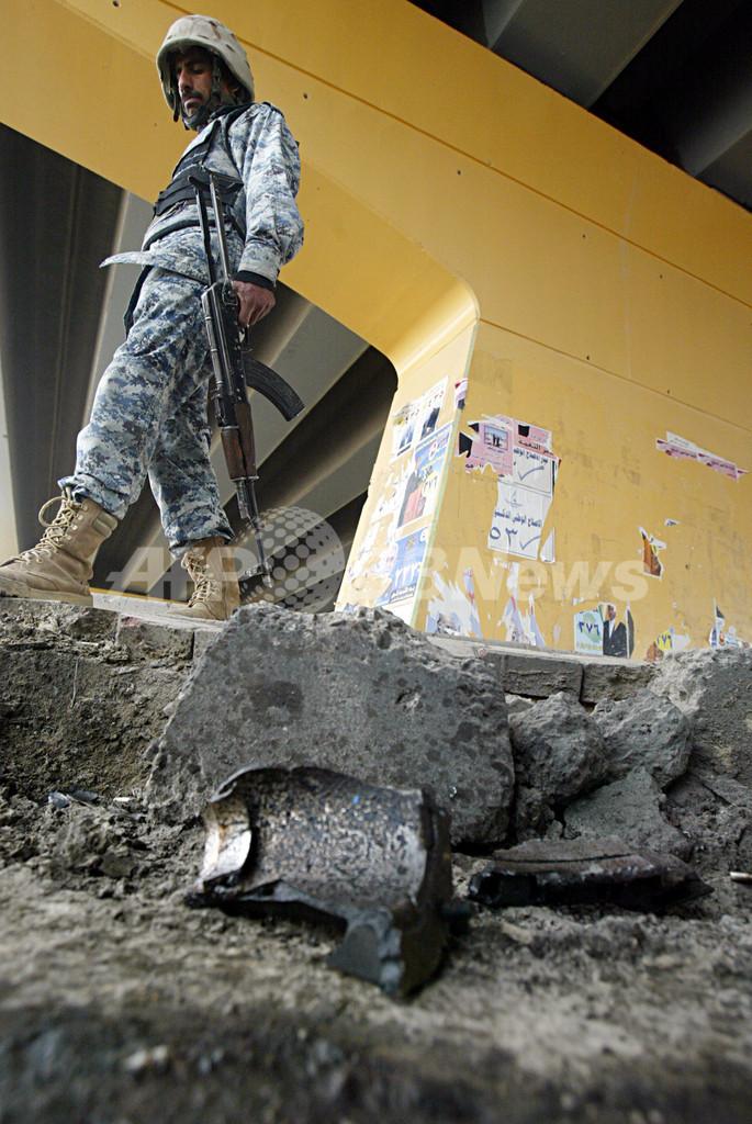 クルド人の葬儀中に自爆攻撃、25人が死亡 イラク