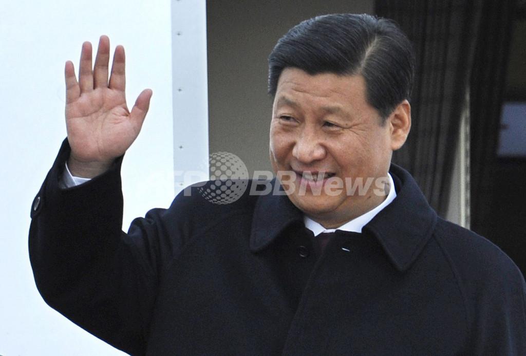 天皇陛下と中国副主席との会見15日に、慣行破りに反発も