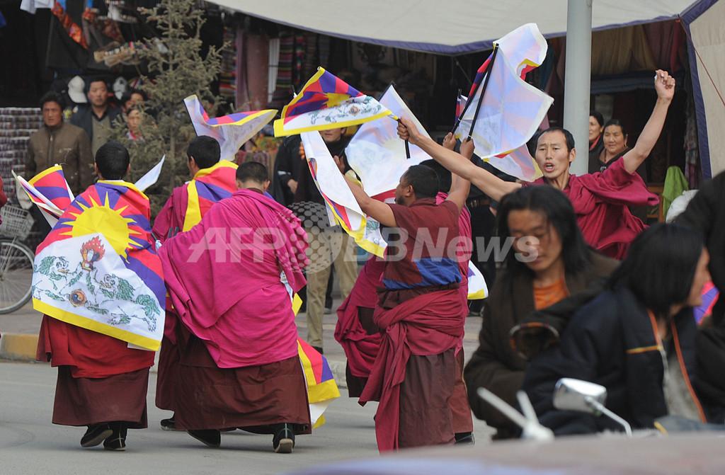 チベット騒乱、亡命政府が国連に調査要請