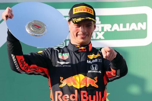 フェルスタッペン「満足」、開幕戦豪GP3位でホンダPUの実力示す