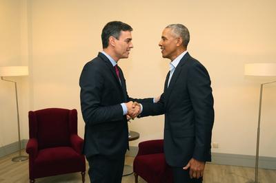 オバマ氏、「ナショナリズムの台頭」とメディアの社会分断に懸念