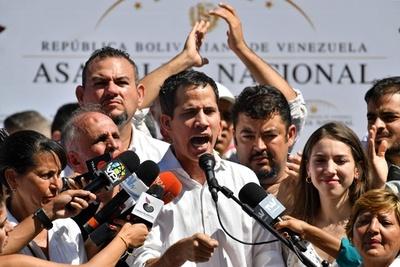 ベネズエラ国会議長、一時拘束される マドゥロ政権は関与否定