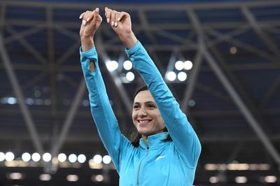 国際陸連、ロシア選手42人の国際試合出場を許可 中立条件で