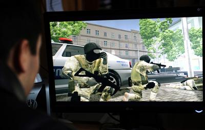 警官になって犯罪と戦え!グルジア警察がアクションゲームを制作