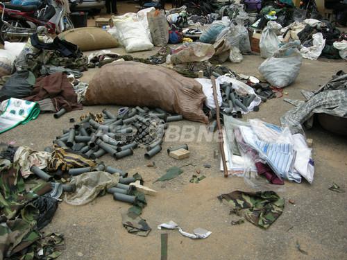 国際ニュース:AFPBB Newsナイジェリア治安当局、原理主義組織の拠点を砲撃 死者250人超える