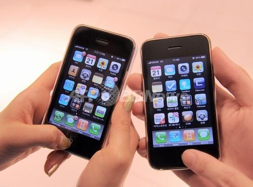 米アップル、ギズモードに次世代iPhone試作品の返却要請
