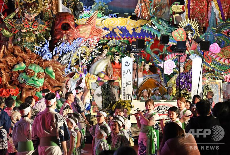「ねぶた」も「よさこい」も 全国の祭りが東京に集結、「ふるさと祭り」始まる