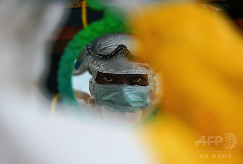 エボラ熱、3日間で84人死亡 死者1229人に