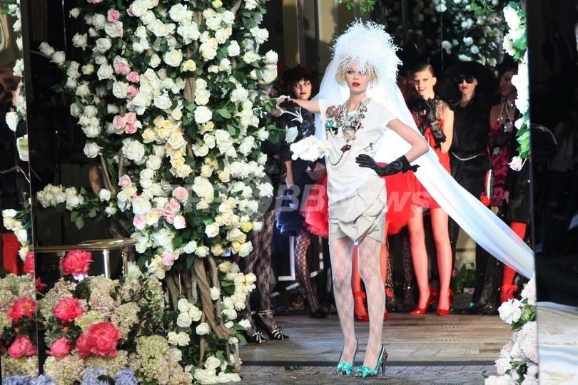 モデルやゲストに注目!ランバン フォー H&Mのショーレポート