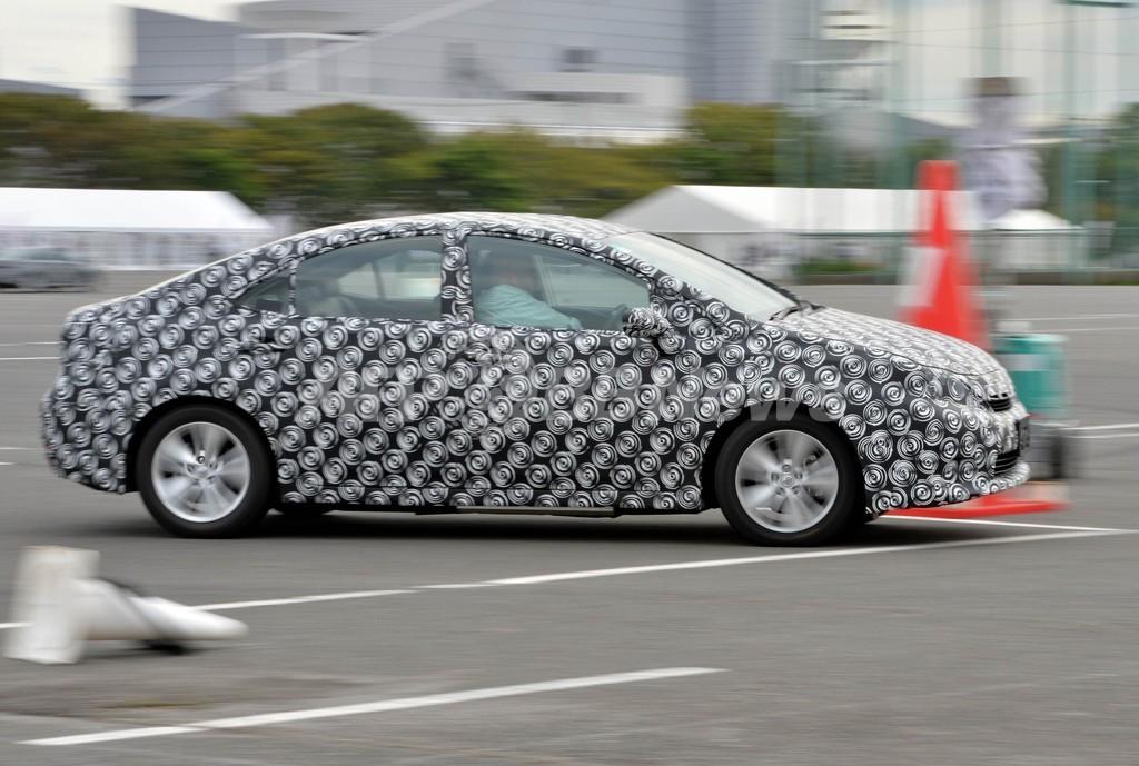 トヨタ、高度運転支援システムのデモ走行を公開