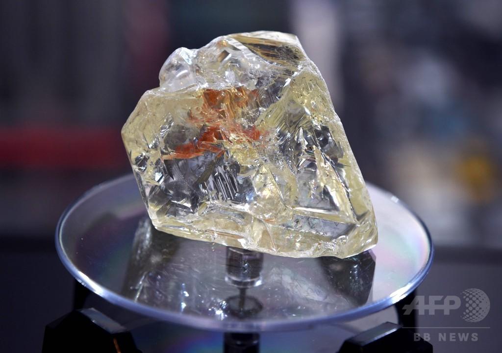 地中深くに1000兆トン超のダイヤモンド、音波で検出 米研究