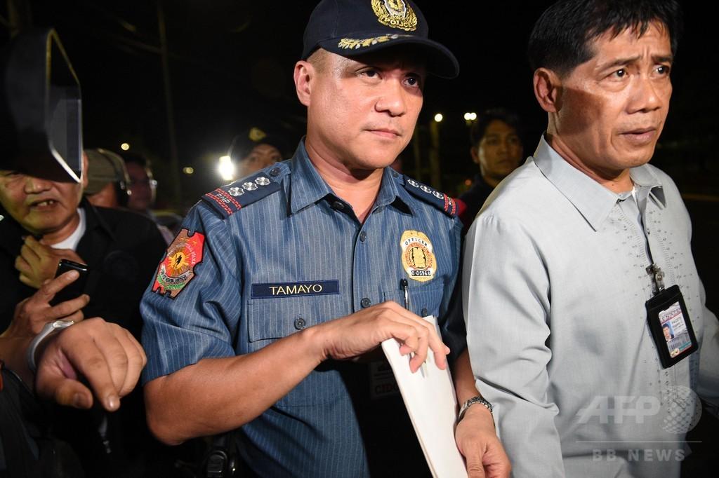 フィリピン上院議員を逮捕、ドゥテルテ大統領批判の急先鋒