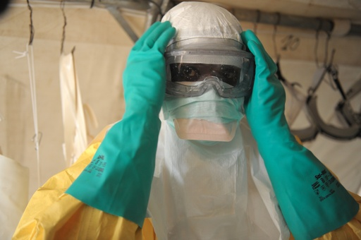 リベリアで猟師死亡、エボラ出血熱の疑い 隣国ギニアと接点なし