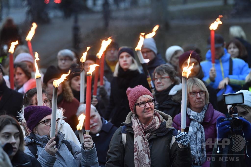 「明白な合意のない性行為はレイプ」、スウェーデンで新法施行