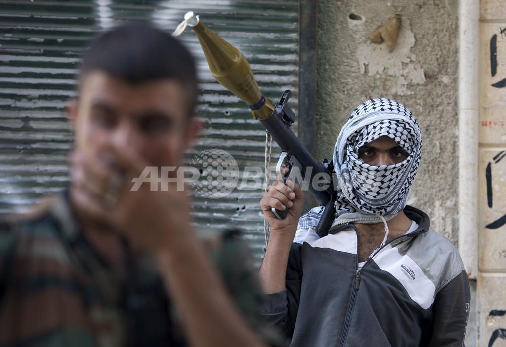 自由シリア軍、司令部をシリア国内に移動
