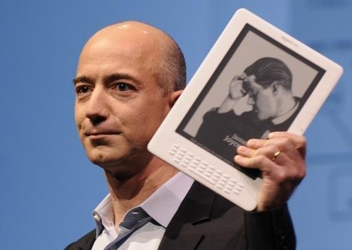 アマゾンは「ビッグブラザー」? 電子書籍を無断で遠隔削除