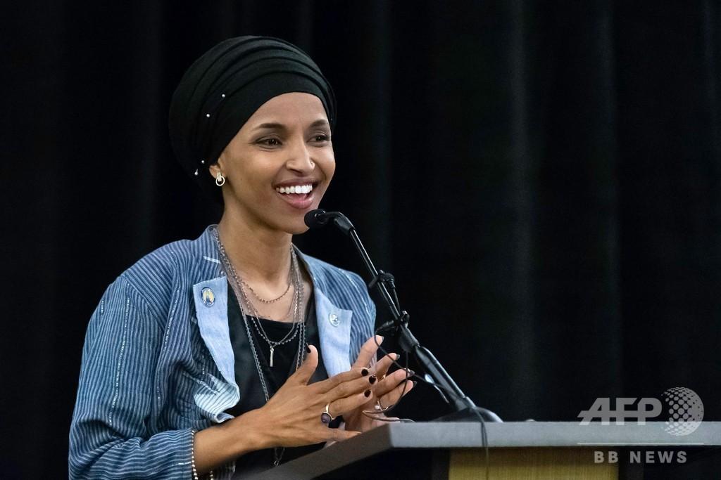 「議場でヒジャブの着用許可を」 米初のムスリム女性議員らが規則改正案