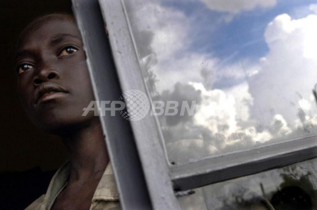 ウガンダ元少年兵のPTSD治療、「物語療法」が効果的