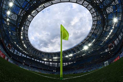 W杯後もサッカーブーム衰えないロシア、課題は地方会場の維持費