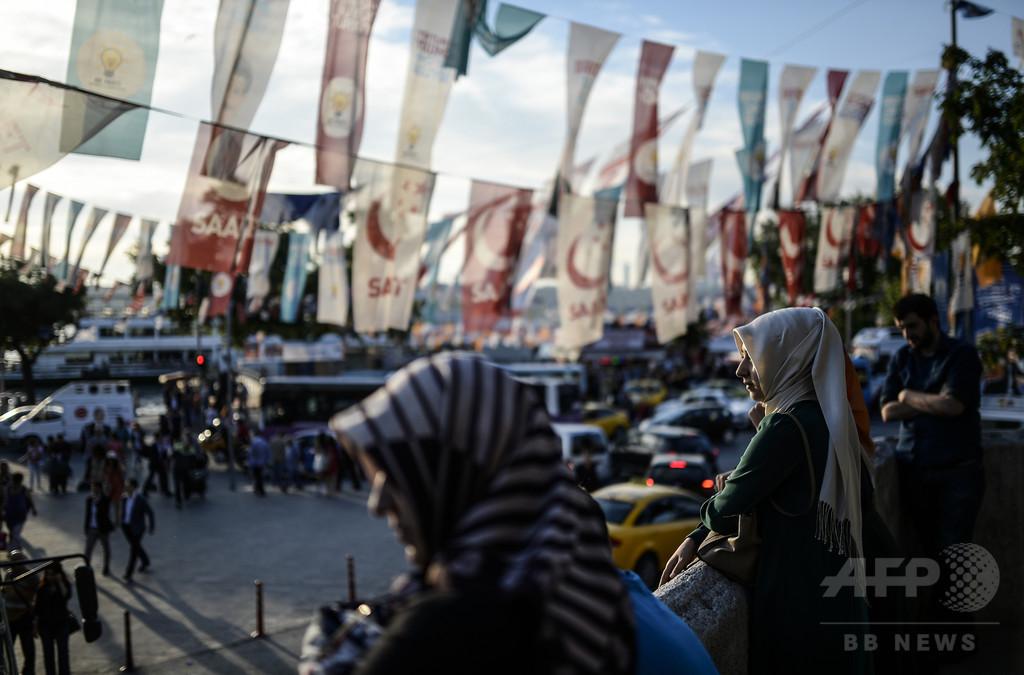 暴力夫への「名誉殺人」で妻を逮捕、トルコ