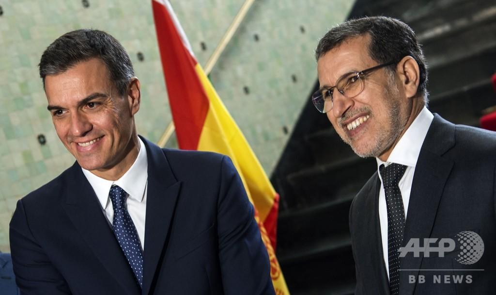 スペインが共催提案、モロッコなど3か国で 30年サッカーW杯