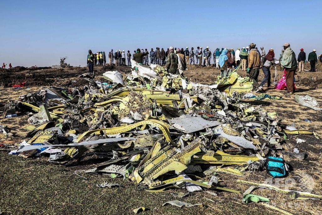 737MAX型機の「安全性に自信ある」 ボーイングCEOが声明