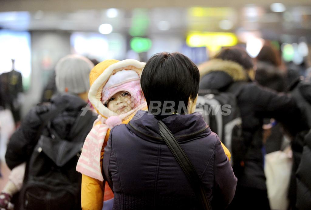 胎児超音波検査の普及でアジアは女性不足に、国連