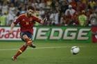 シャビ・アロンソがスペイン代表引退を表明