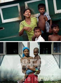 【AFP記者コラム】死の淵さまよった難民、写真リレーで伝える「生きる」意志