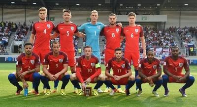 新生イングランドが白星発進、ララーナが土壇場で決勝点 W杯欧州予選
