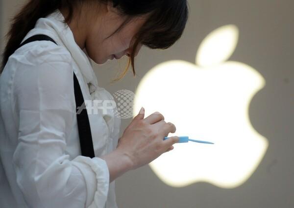 アップル、ブランド価値でコカ・コーラ抜き世界首位に