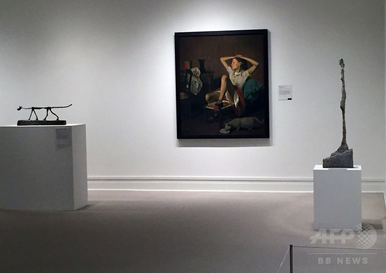 「いかがわしい」バルテュス作品、展示に非難で署名9000人 NY