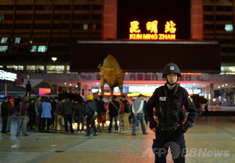 ウイグル自治区で200人超拘束、「テロ動画広めた」疑い 中国