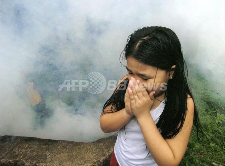 殺虫剤と小児白血病に関連か 米研究