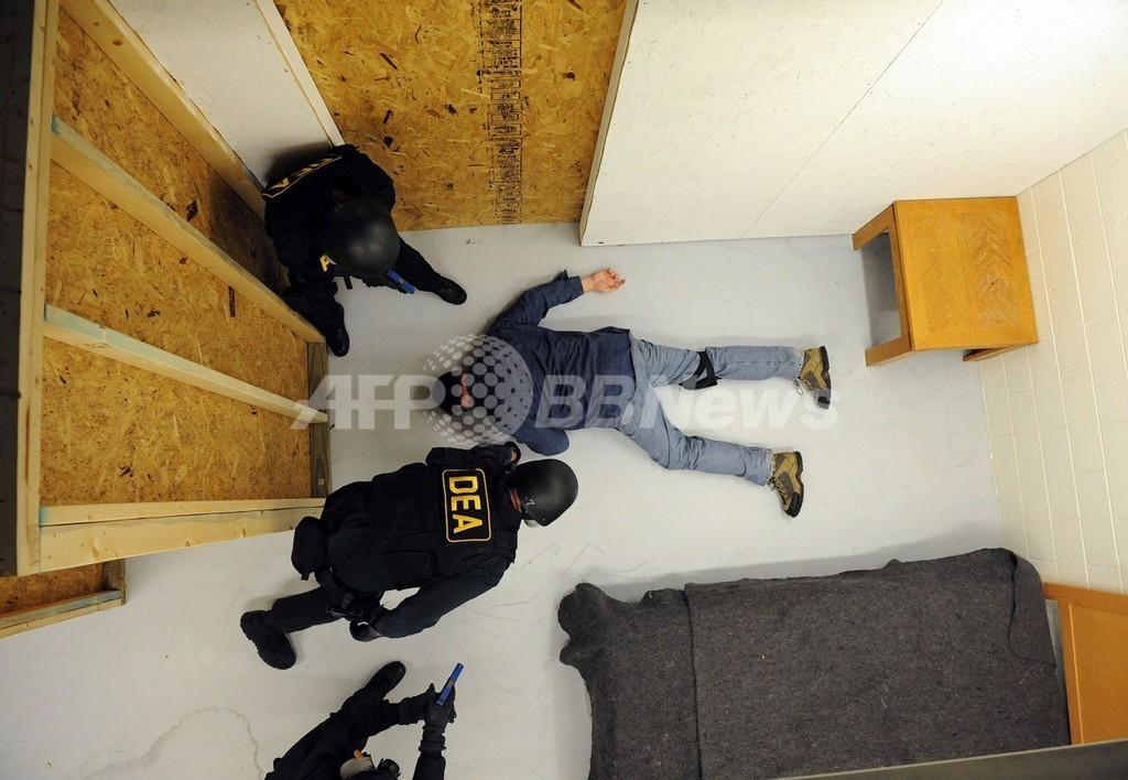 独房に5日間放置された学生、米政府から示談金4億円