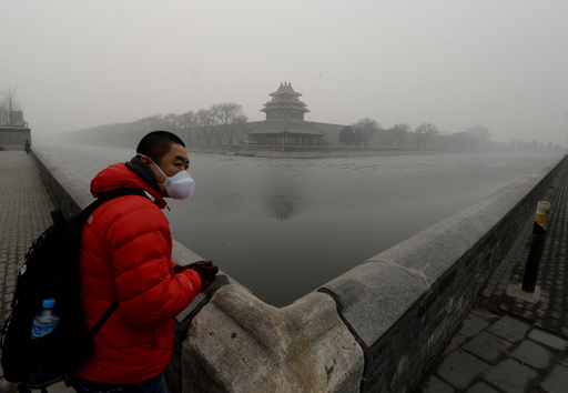 IBM、中国の大気汚染削減に協力へ