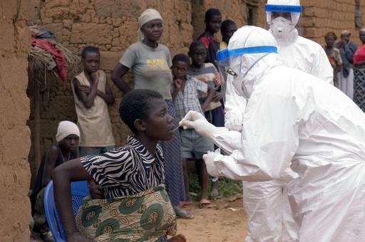 マールブルグ病で男性死亡、エボラに類似 ウガンダ