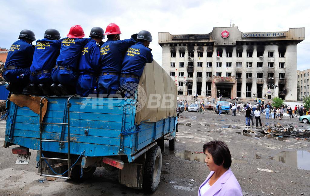 モンゴル総選挙、野党が再集計を要求