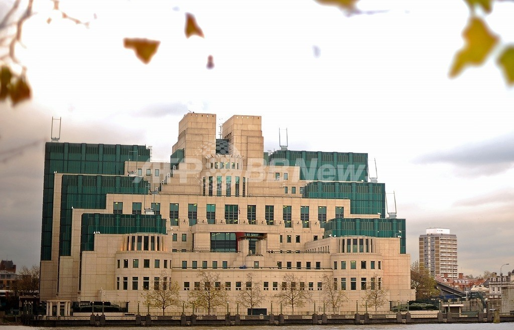 爆弾の作り方を調べるとお菓子のレシピに、MI6のテロ防止作戦