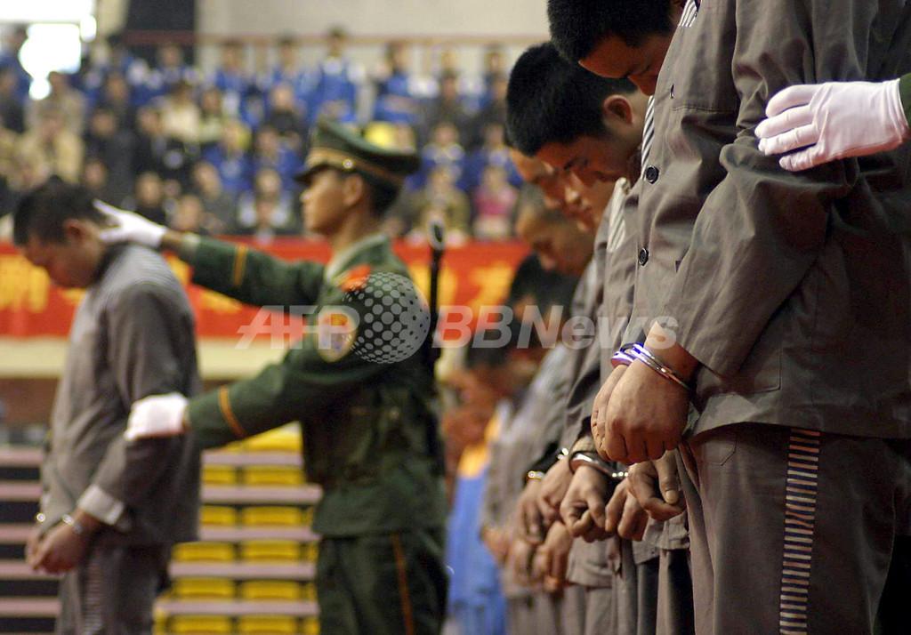 移植手術用の臓器、大半は死刑囚から 中国