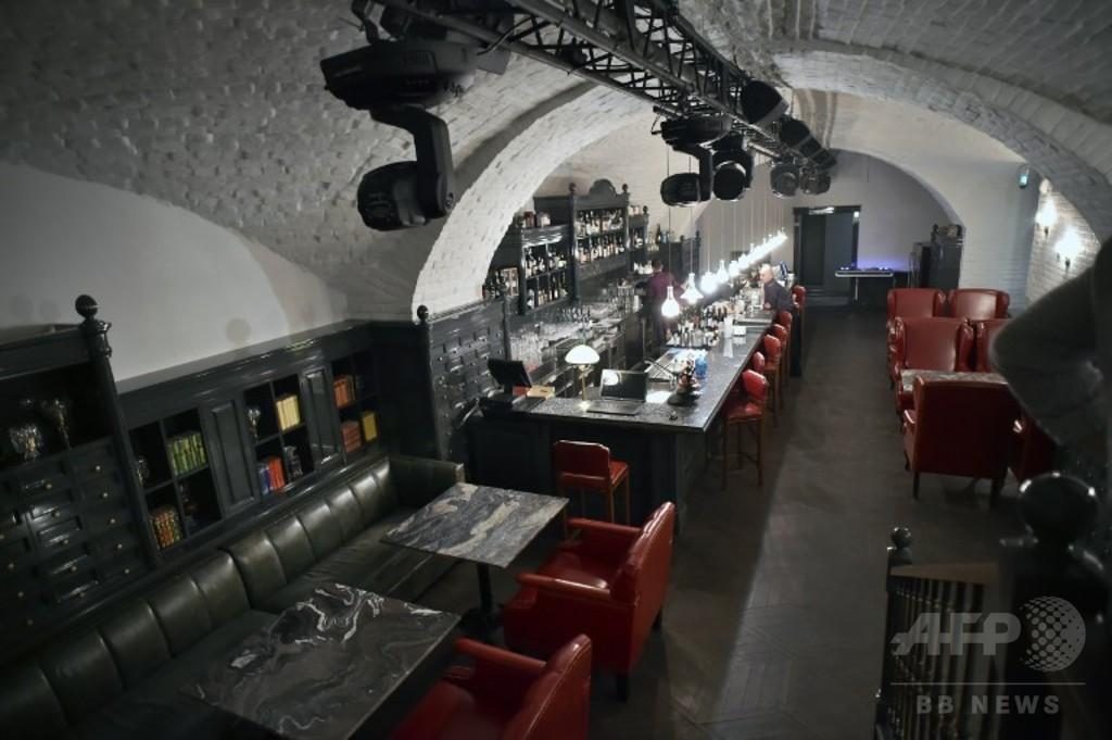 KGBのスパイも通った最高級レストラン、モスクワで再開
