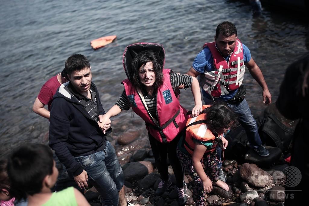 欧州の密航業者、推定3万人 摘発に苦戦