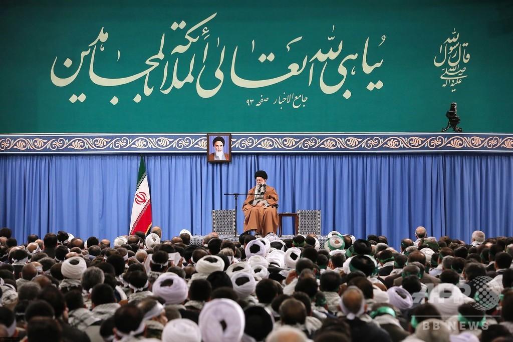 イラン、「CIAに関与した」8人を逮捕 デモ情報を国外へ共有