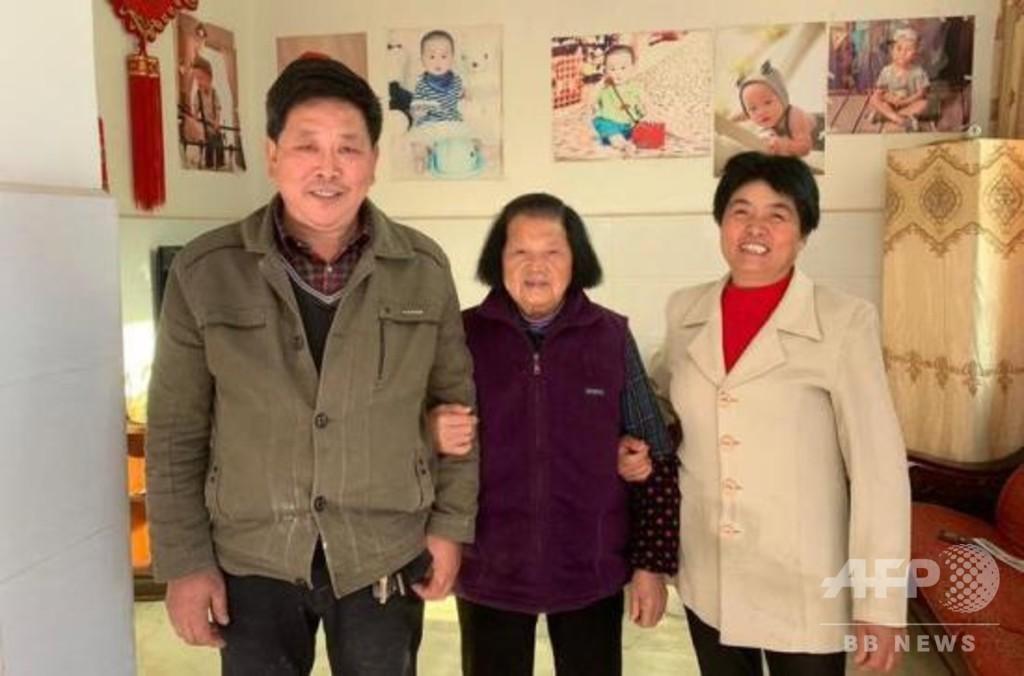 他界した友人の子2人を成人まで育て上げる 中国・浙江省