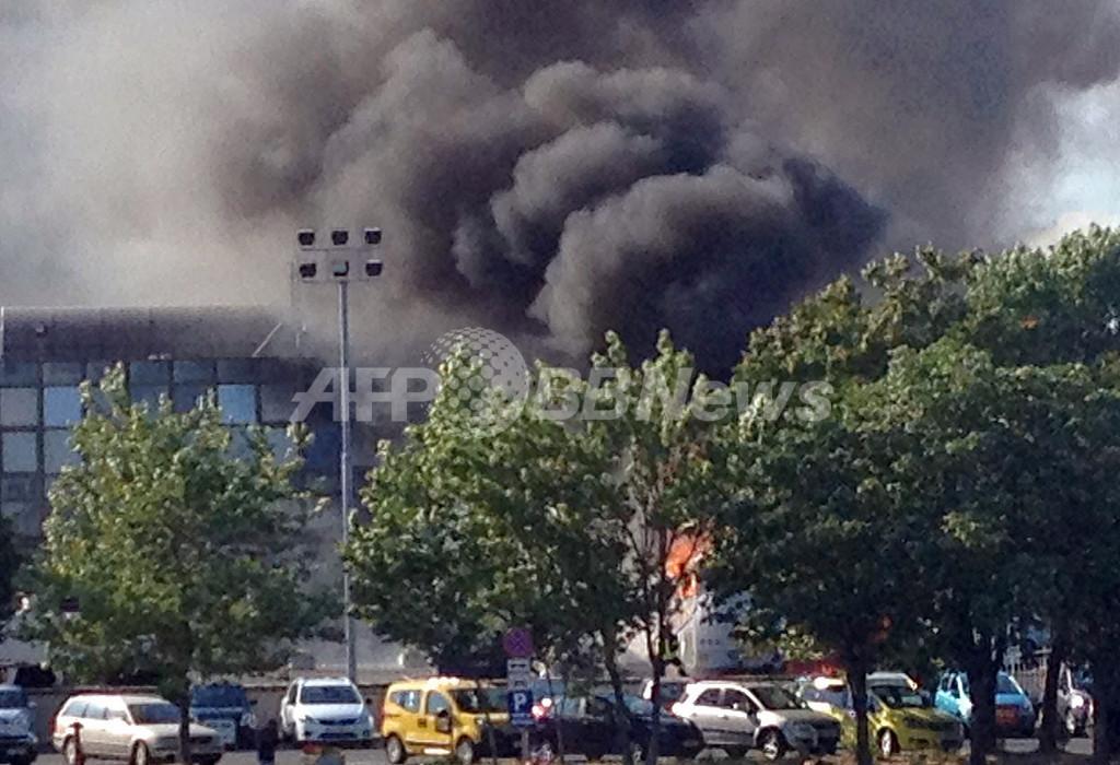 ブルガリアの空港でバス爆発、6人死亡 イスラエル人を狙った攻撃か